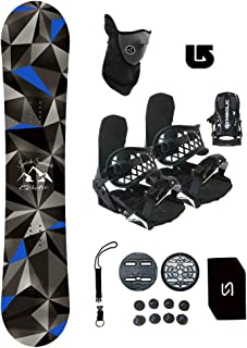 Best 110 cm snowboard package Reviews