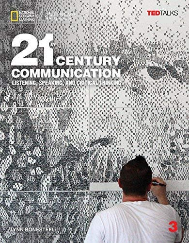 21st Century Communication 3 with Online Workbook (21st Century Communication: Listening, Speaking and Critical Thinking