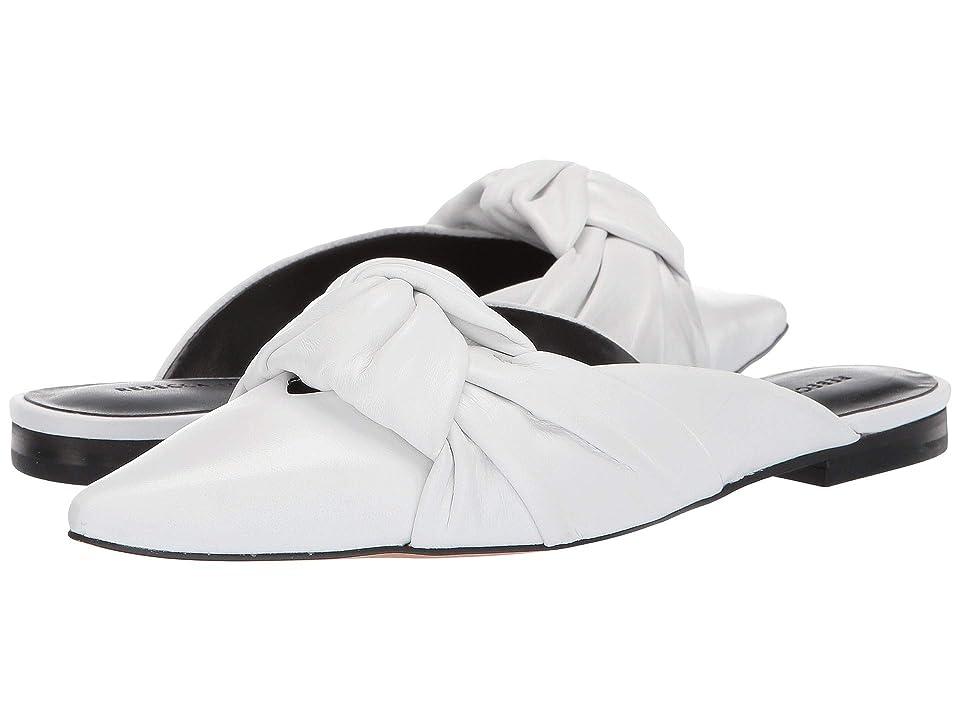 Rebecca Minkoff Coretta (Optic White Leather) Women