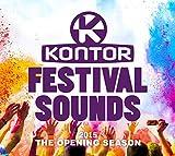 Kontor Festival Sounds - The Opening Season 2015