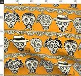 Mexiko, Totenköpfe, Halloween, Sugar Skulls, Calavera,