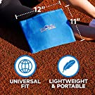 """Knee Ice Pack Wrap (11"""" x 12"""") by Cool Relief - Flexible Cold Pack Wrap For Long-Lasting Superior Knee Compression - Knee Ice Pack Wrap For Joint Pain Relief & Faster Injury and Surgery Recovery #2"""