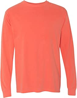 6014 Adult Heavyweight Ringspun Long Sleeve T-Shirt
