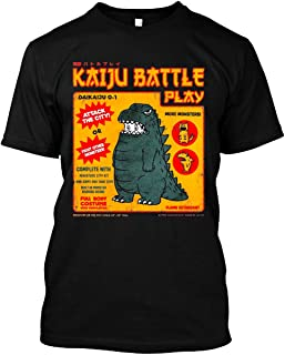 Best Kaiju Battle Play by Pigboom Kaboom Shirt