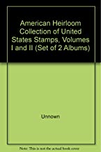 American Heirloom Collection of United States Stamps, Volumes I and II (Set of 2 Albums)