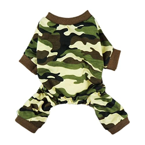 Fine New Fashion Camouflage Cat Costumes Suit Clothes Army Green Pink Vest Clothes Pet Puppey Product For Dog Cat Spring Autumn Pet Products