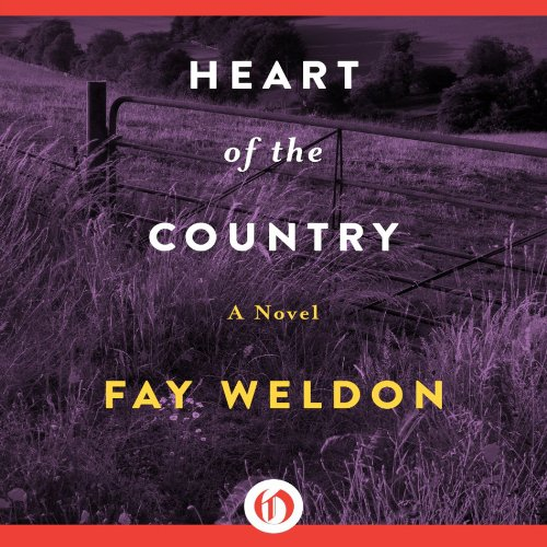 The Heart of the Country audiobook cover art
