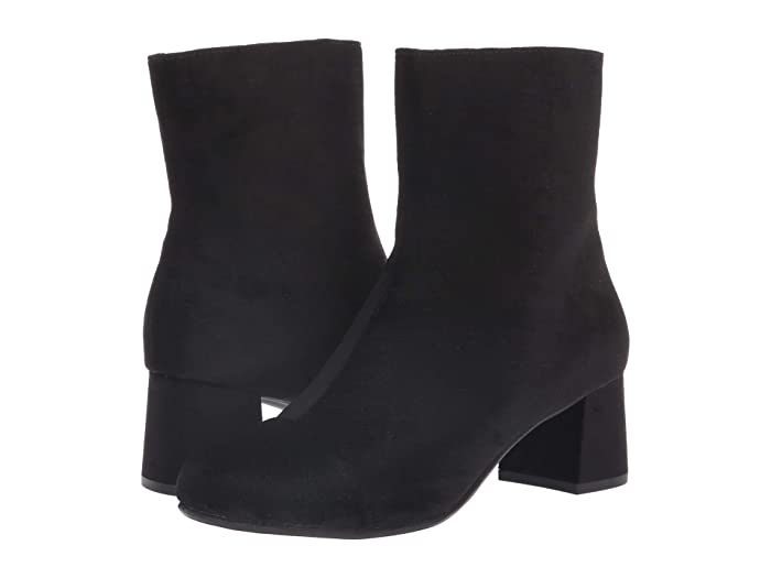 Aetrex  Celine (Black) Womens Zip Boots