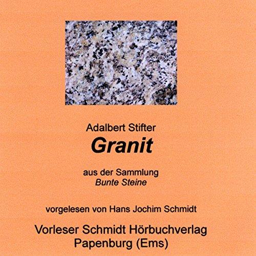 Granit audiobook cover art