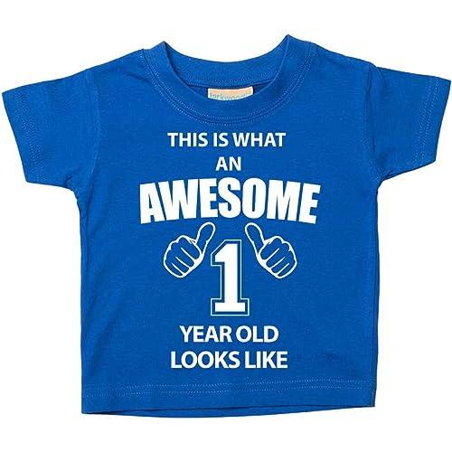 Toddler Birthday Shirt Amazoncouk