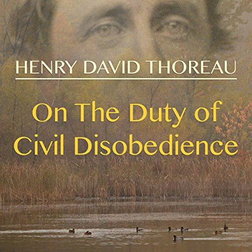 On the Duty of Civil Disobedience cover art