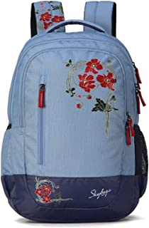 Skybags Fashion Backpacks For Unisex, SBBIP06BLU, Blue
