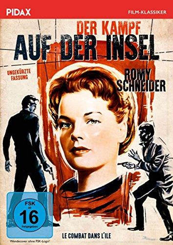 Der Kampf auf der Insel (Le Combat dans l'ile) - ungekürzte Fassung / Filmrarität mit Romy Schneider und Jean-Louis Trintignant (Pidax Film-Klassiker)