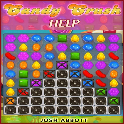 Candy Crush Help audiobook cover art