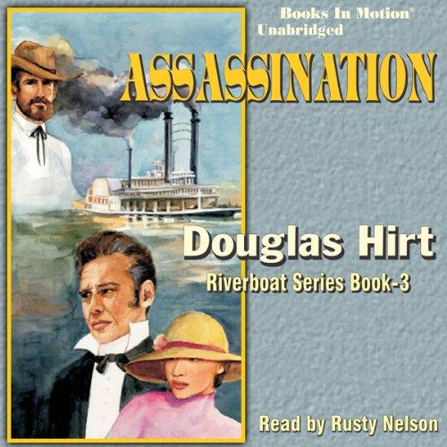 Assassination audiobook cover art