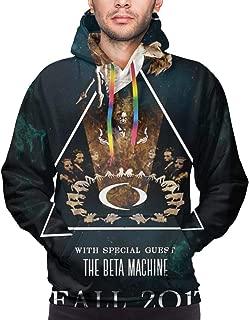 LEOUMAOYE A Perfect Circle Men's 3D All Print Hooded Sweatshirt