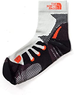 The North Face Lightweight Trail Running Adult Unisex Ankle Sock Black/Grey