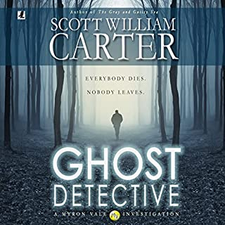 Ghost Detective cover art