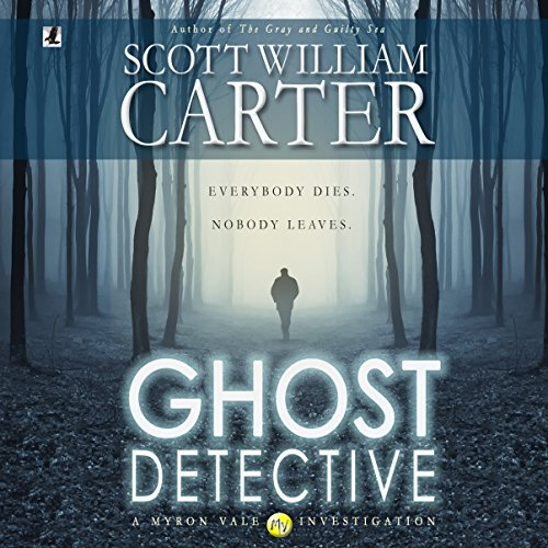 Ghost Detective audiobook cover art