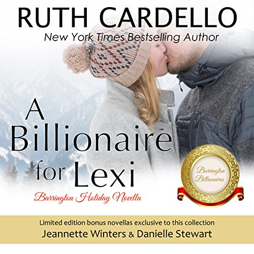 A Billionaire for Lexi audiobook cover art