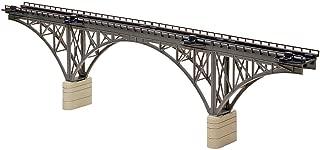 Faller 222581 Deck STL Arch Bridge N Scale Building Kit, 16