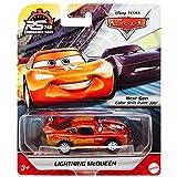 Lightning McQueen Disney Cars 24 Hour Endurance Race 1/55 Scale Diecast