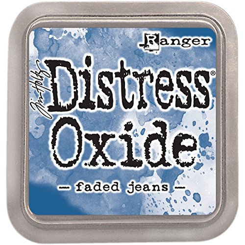 Ranger Distress Oxide Ink Pad Stempelkissen Faded Jeans