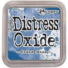 Ranger Ink Pad Faded Jeans THoltz Distress Oxides FadJean