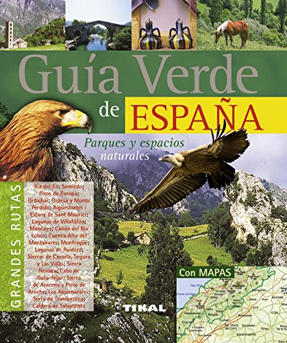 Guía verde de España. Grandes rutas (Pequeños Tesoros)