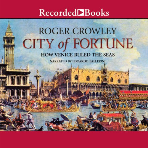 City of Fortune audiobook cover art