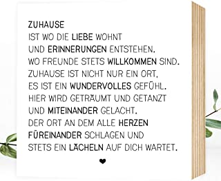 Bilder Drucke Leinwand 30x40 Familienregeln Wandbilder