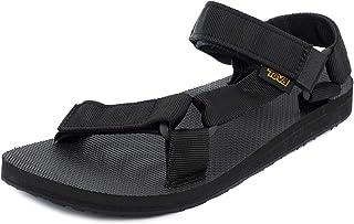 Teva(テバ) メンズ 男性用 シューズ 靴 サンダル フラット Original Universal - Urban - Black 7 D - Medium [並行輸入品]