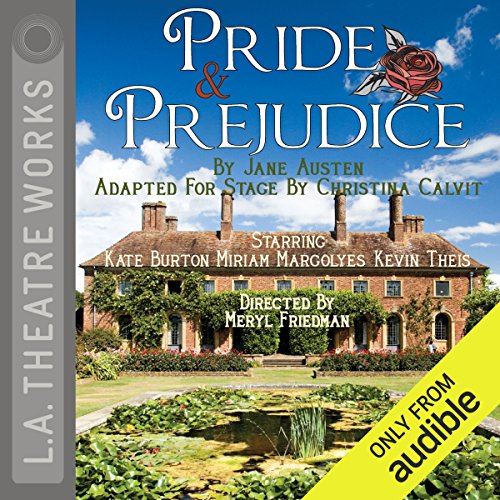 Couverture de Pride and Prejudice (Dramatized)