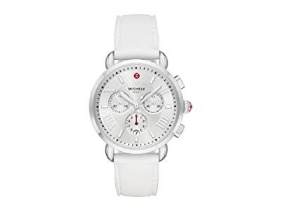 Michele Sport Sail Watch (White) Watches