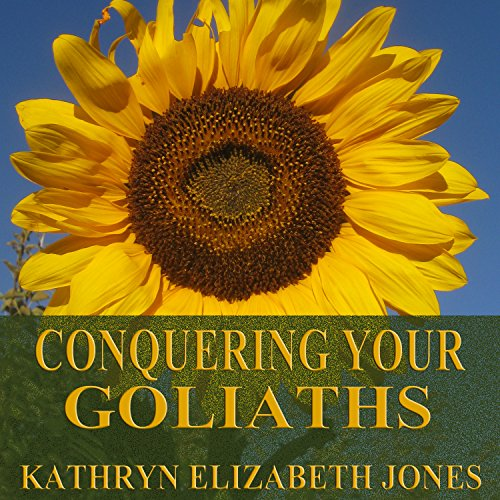 Conquering Your Goliaths audiobook cover art