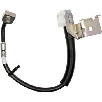 ACDelco 18J4088 Professional Rear Driver Side Hydraulic Brake Hose Assembly