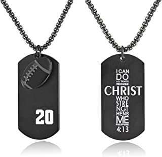 Best number 20 necklace Reviews