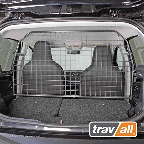 Travall® Guard Hundegitter TDG1556 - Maßgeschneidertes Trenngitter in Original Qualität