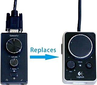 Mando a distancia Ctrl Z4 para altavoces de ordenador Logitech Z-4.