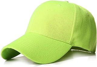 MKJNBH Plain Baseball Cap Women Men Classic Hat Casual Sport Outdoor Adjustable Fashion Unisex