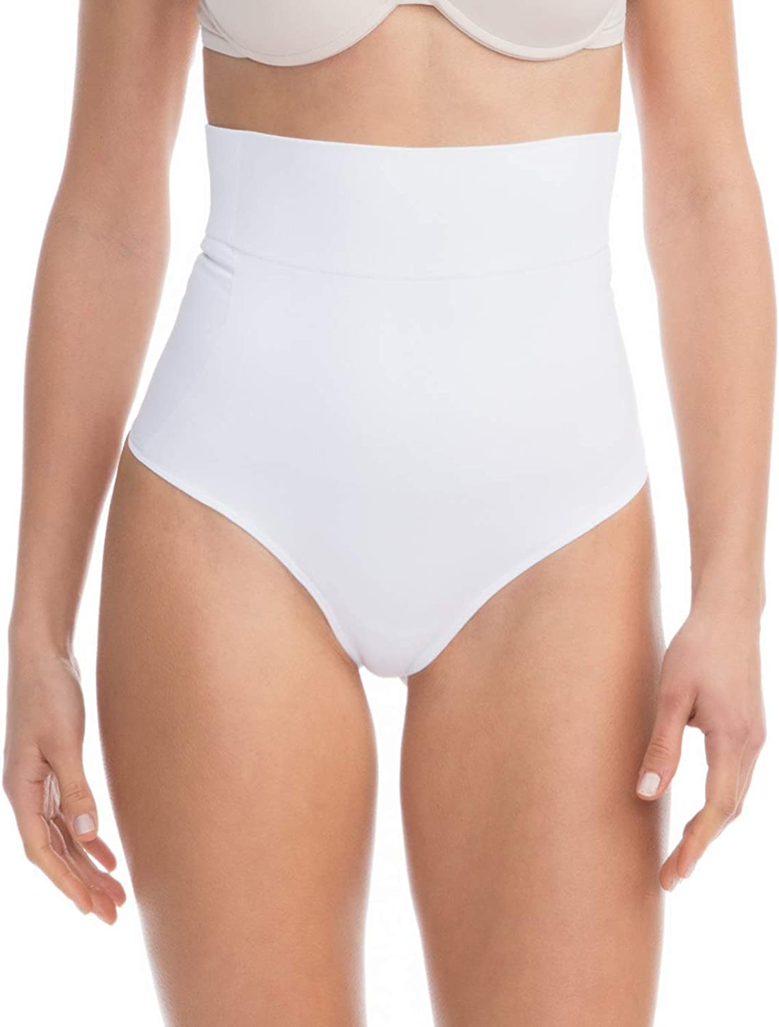 Farmacell Our shop OFFers the best service Shape 600 High-Waisted Max 54% OFF Shaping Control Flat with Thong