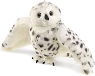 folkmanis owl puppet