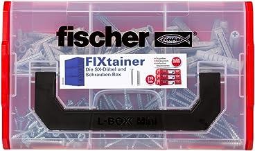 fischer 532891 Clavija de carpintería, Set de 210 Piezas