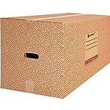 packer PRO Pack 10 Cajas Carton para Mudanzas y Almacenaje Ultra Resistentes con Asas 600x...