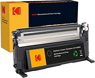 Kodak Supplies 185S409201 碳粉 1500 页 黑色 适用于 Samsung CLP310 兼容 CLTK4092S/SU138A