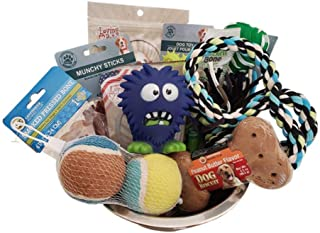 Paws Place Dog Basket - Gift Box Small & Large Dogs for Dogs