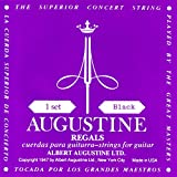 AA Augustine Classical Guitar Strings (HLSETREGBLACK)