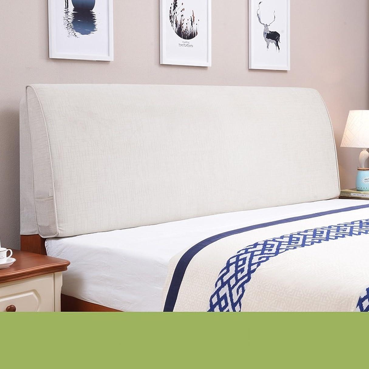 執着学習者捕虜JJJJD 背もたれの枕/腰の枕/クッションのソファーベッドの休息枕を読む贅沢な背中のサポートの枕、リーディングのためのくさび枕55 * 200 cm (色 : A)
