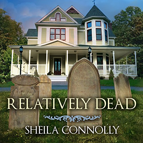 Relatively Dead cover art