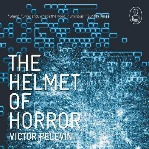 The Helmet of Horror audiobook cover art